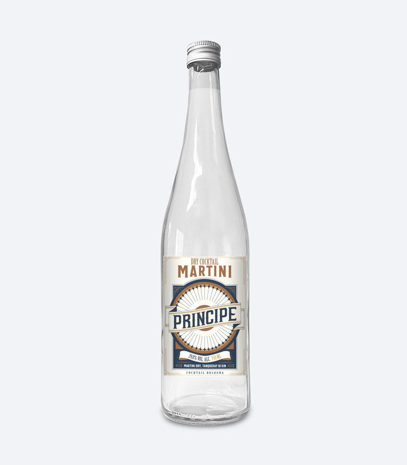 dry martini cocktail ready to drink a domicilio bologna