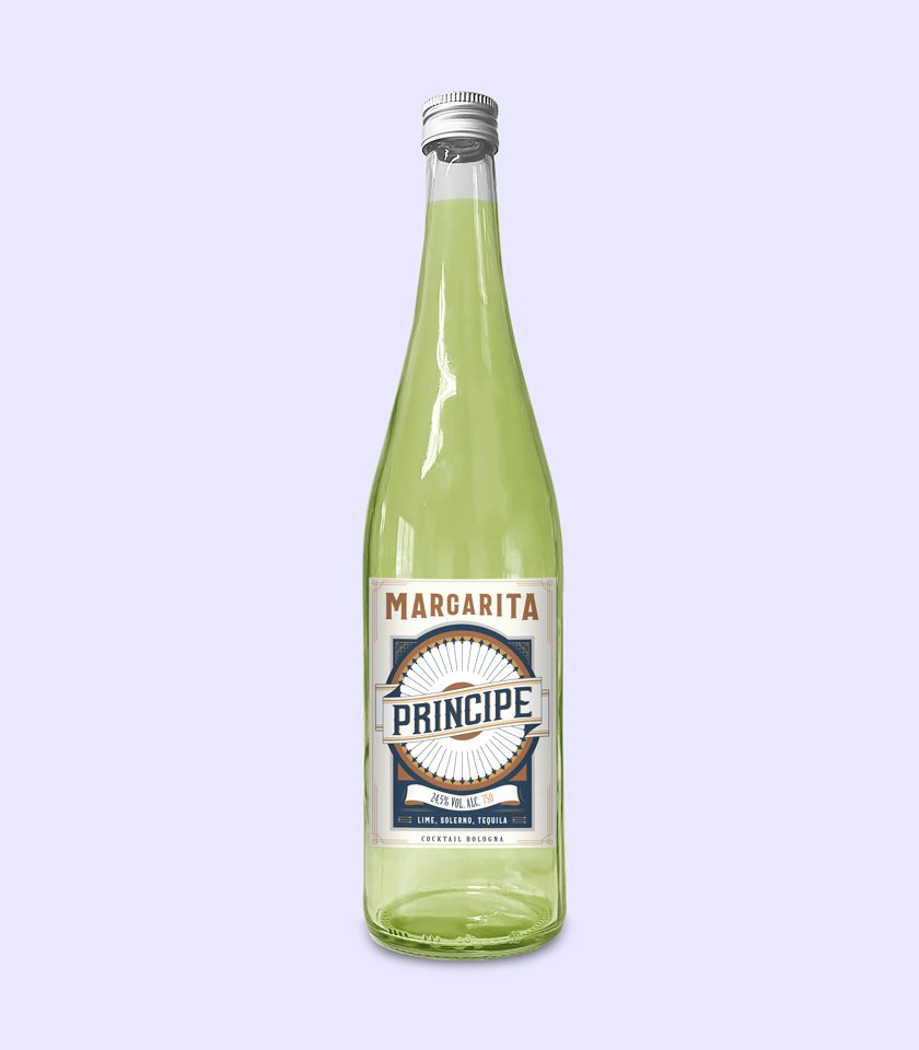 cocktail margarita in bottiglia a bologna drink consegna a domicilio