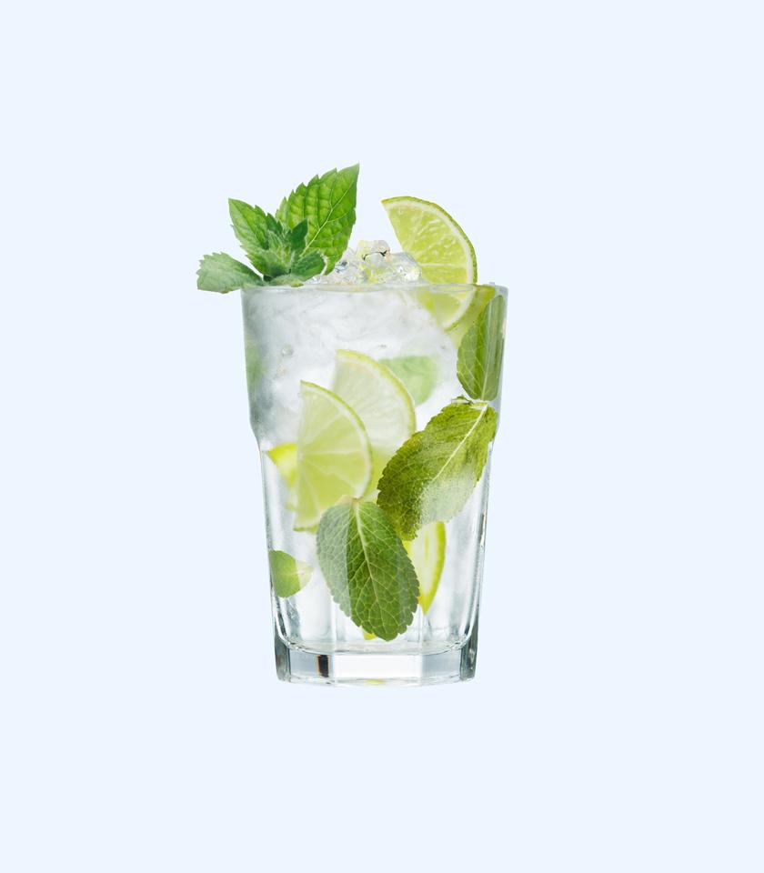 cocktail mojito a domicilio menta