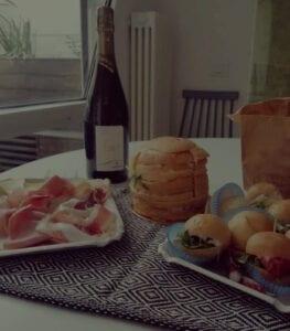 aperitivo a domicilio